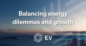 Balancing energy dilemmas and growth
