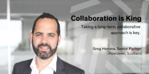 Supply Chain Collaboration Visual