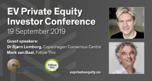 EVPE investor conference