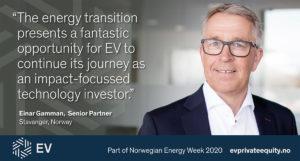 Sustainable Energy Future Einar Gamman