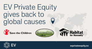 EV Private Equity US charities
